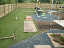 Commercial Landscaping by Gardham Wold Landscapes